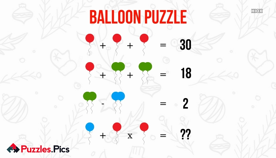 BODMAS Puzzles and Riddles With Answers