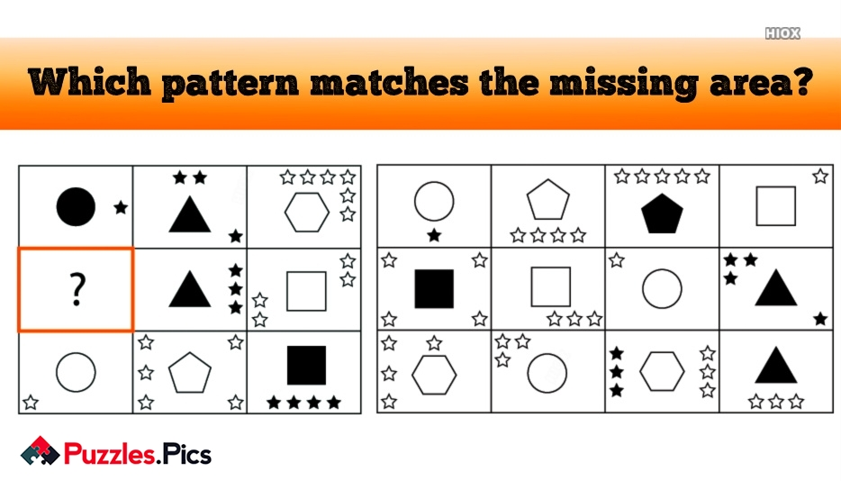 Find The Missing Puzzles and Riddles With Answers