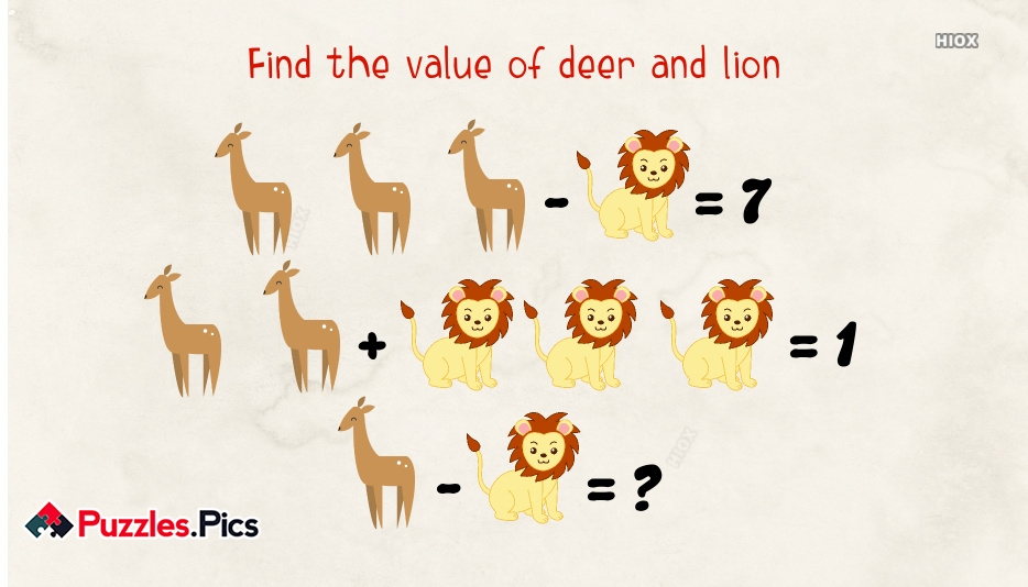 Picture Puzzle Riddles