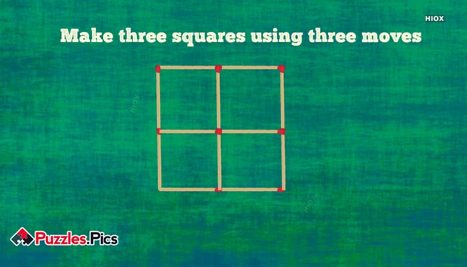 Matchstick Puzzle Images