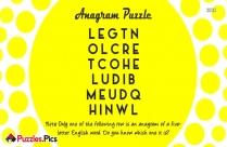 Anagram Puzzle