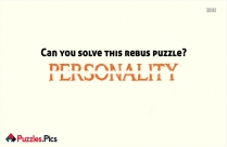 Can You Solve This Rebus Puzzle?