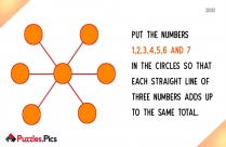Seven Up - Number Puzzle