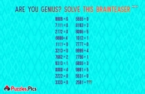 Solve If The Following