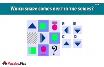 Find The Next Shape