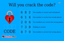 Crack The Code Puzzles