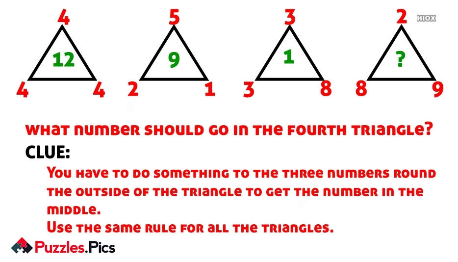 Number Puzzle Images