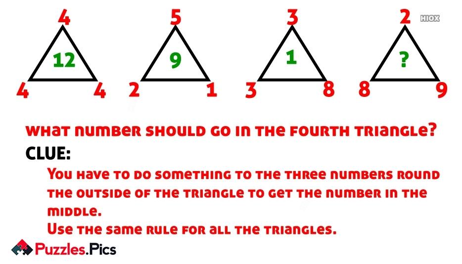 Triangular Terror!