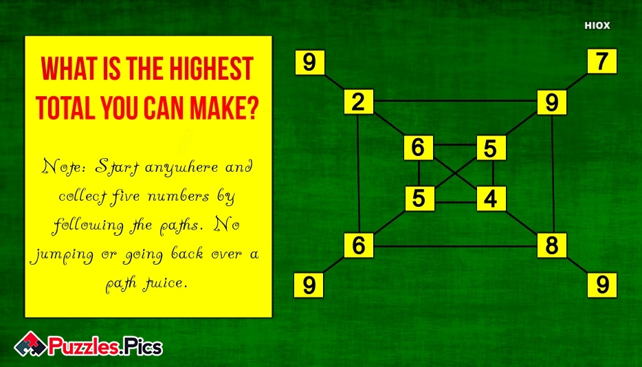 Maths Puzzles and Riddles With Answers