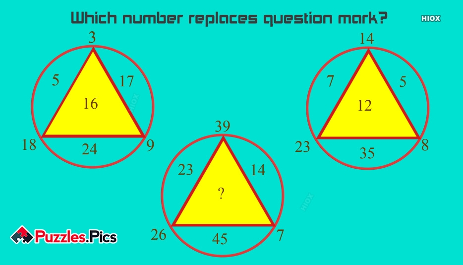 Maths Puzzle Images